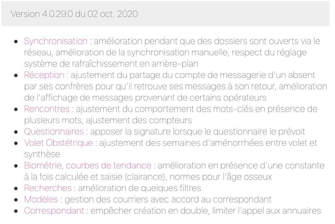MédiDStory 4 pour iOS - 4.0.29.0
