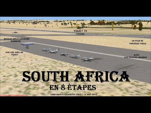 South Africa, le film...