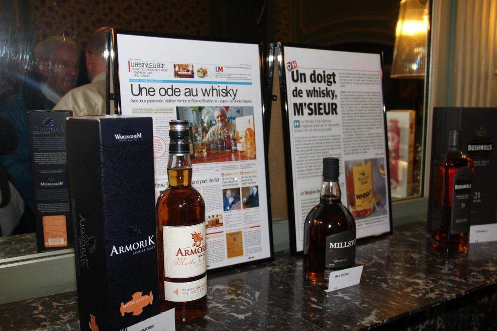 Whisky club de Waroux