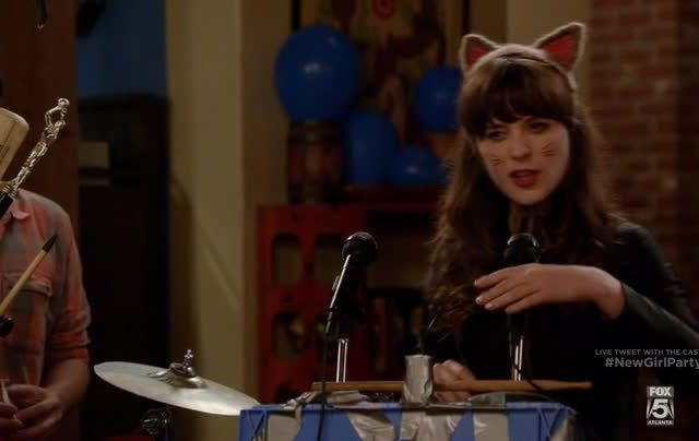 Critiques Séries : New Girl. Saison 3. Episode 21. Big News.