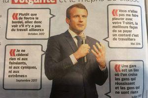 Emmanuel Macron, la tentation d'une démission-réélection! Quitter le navire France en perdition et revenir ensuite en grand sauveur? Non, nous n'oublierons pas tout ce que l'on a subi en Macronie !