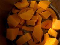 Tarte sucrée à la courge butternut et aux épices