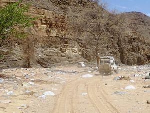 Acte 7.7 / Across Africa 2015 / retour en Namibie
