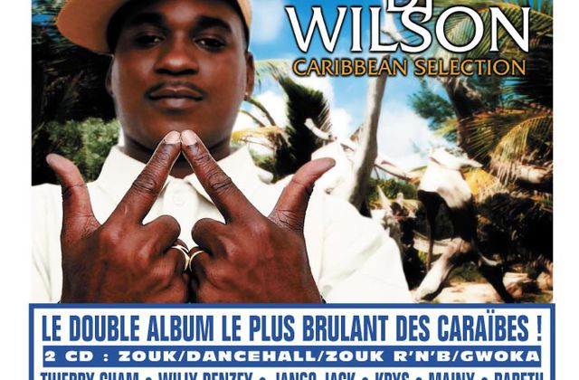 DJ WILSON-CARRIBEAN SELECTION-2cd-2007