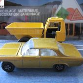MB36-c. OPEL DIPLOMAT MATCHBOX 1/71 - car-collector.net