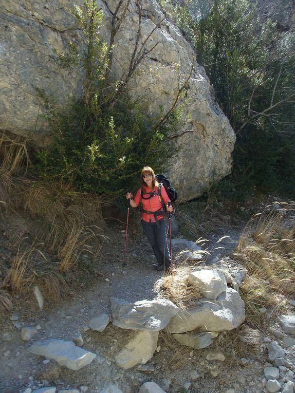 Notre randonnée pédestre du dimanche : autour de l'abbaye cistercienne Valcroissant