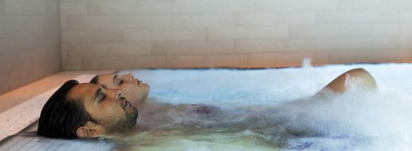 Relax at a spa in Vienna