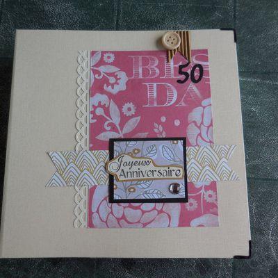 Album Anniversaire pour Isa