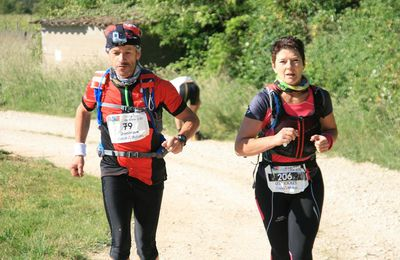 Ultra Trail Cote D'or 2014