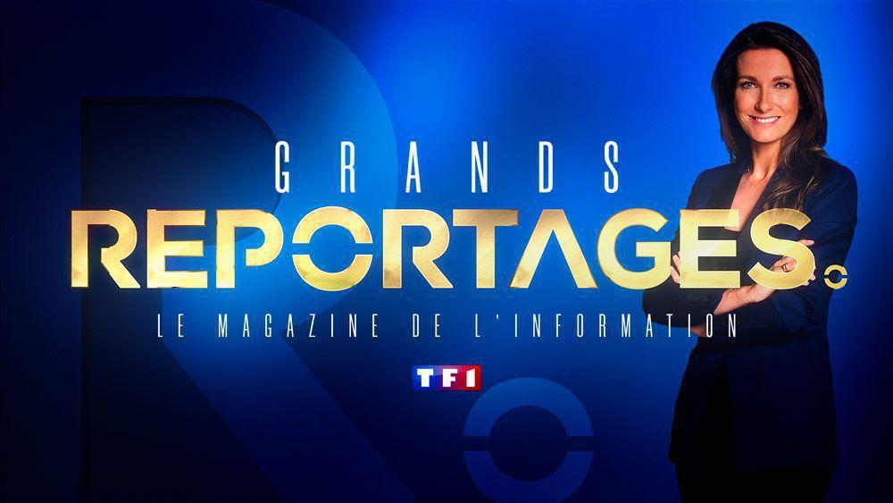 """A la claire fontaine dans """"Grands Reportages"""" sur TF1"""