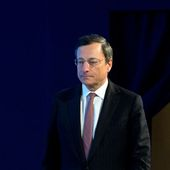 "La planète finance suspendue au "" bazooka "" de Draghi"