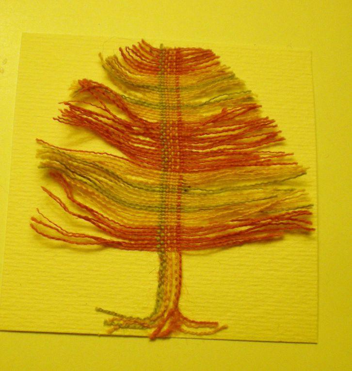 """Mes """"arbres effilochés"""""""