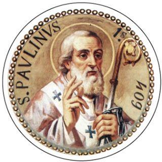 13 Giugno: inizio novena a San Paolino da Nola