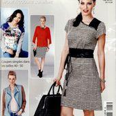 Les magazines de septembre 2015 (couture, suite) - MAJ