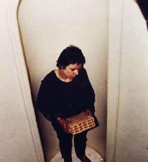 Telling a secret to a stone @ Ria Pacquée. 1981