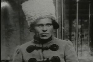 Makhno, paysan d'Ukraine (documentaire)