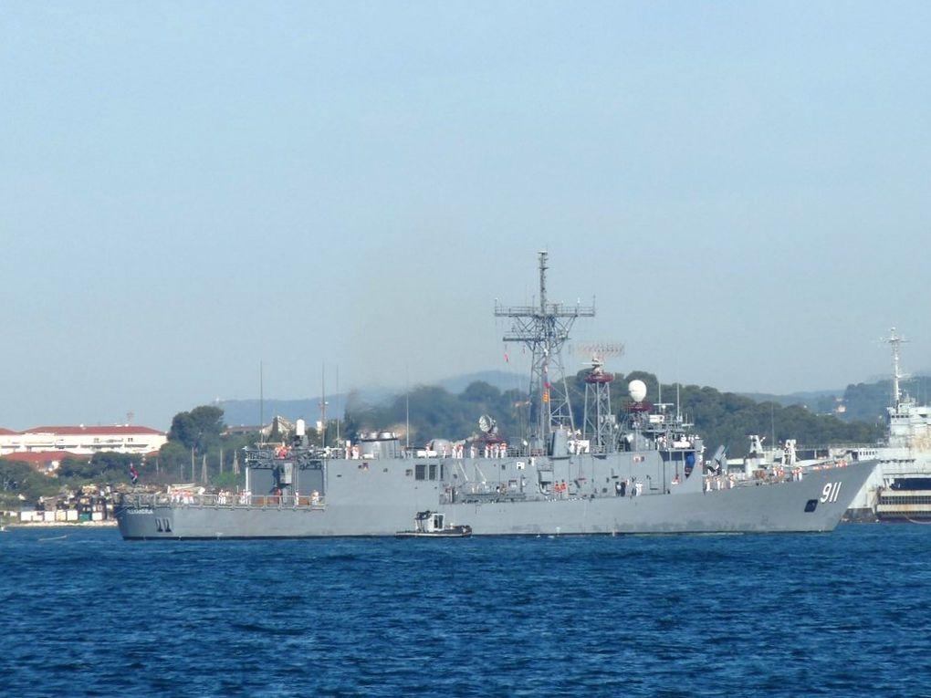 ALEXANDRIA 911 , frégate de la marine égyptienne