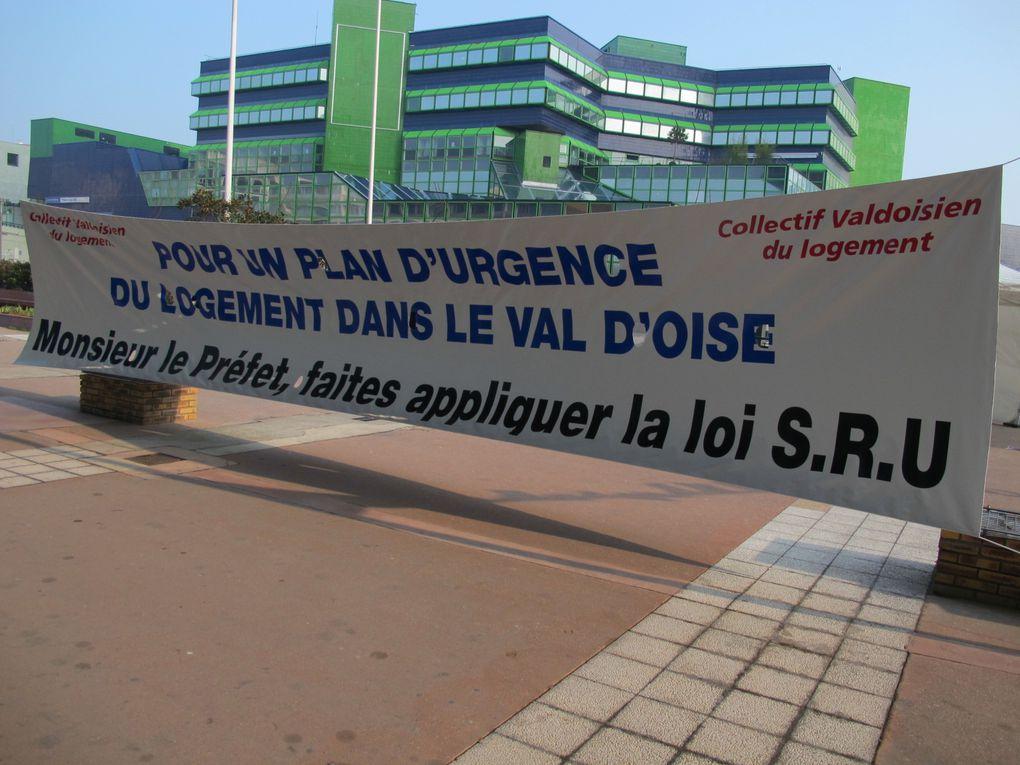Album - 2 Mars 2011 Plan-urgence logement Val d'Oise