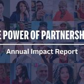 Impact Report: The Power of Partnerships - Clinton Foundation