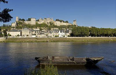 2014 : Longer la Loire à vélo au départ d'Angers .