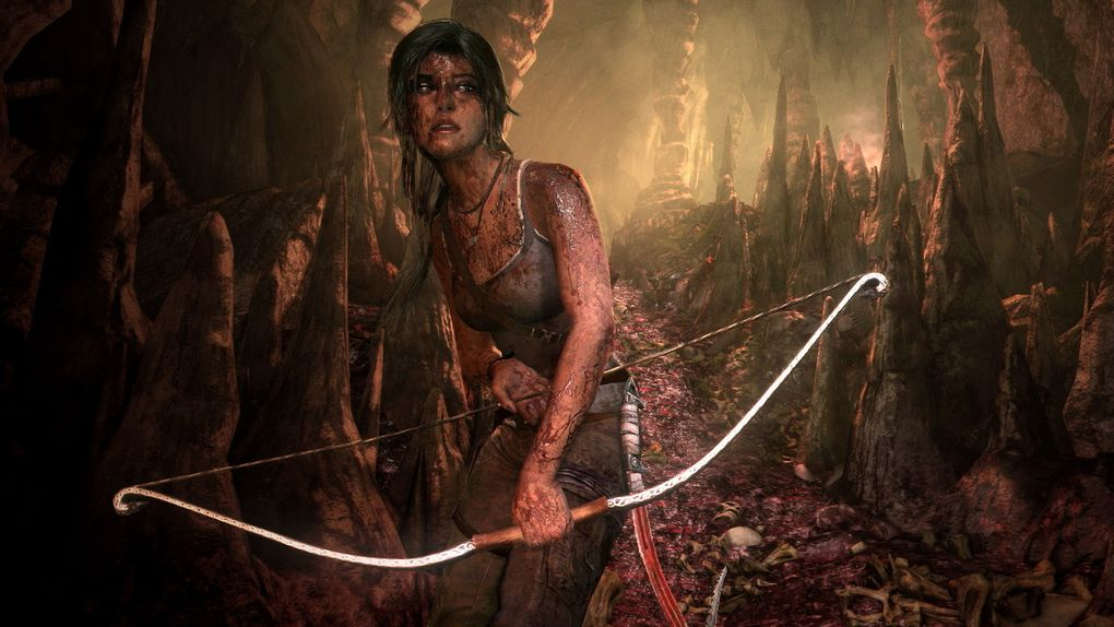 Jeux video: Tomb Raider passe les six millions de ventes !!