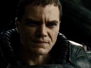 """You've taken up the sword against your own people Zod, you're a monster ! Now let me go so that I can make sure no one survives."" And Zod doesn't kill him and let him escape because he's in love with him. Poor Zod."