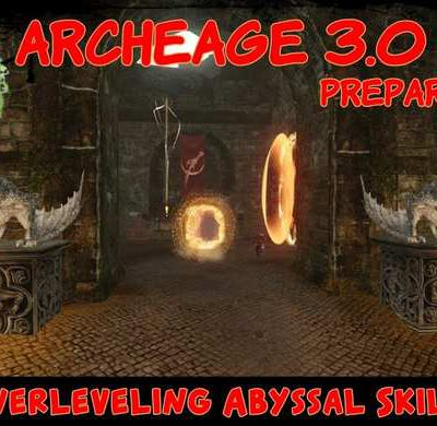 How To Unlock Abyssal/Hatred Skills - ArcheAge 3.0 Update