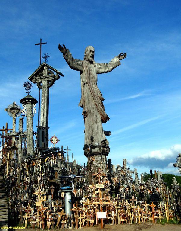 Album - Lituanie--La-colline-des-croix