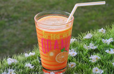 JUS D'ORANGE (thermomix)