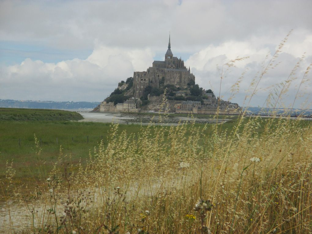 .Le Mont-Saint-Michel - @Véronique Romance.