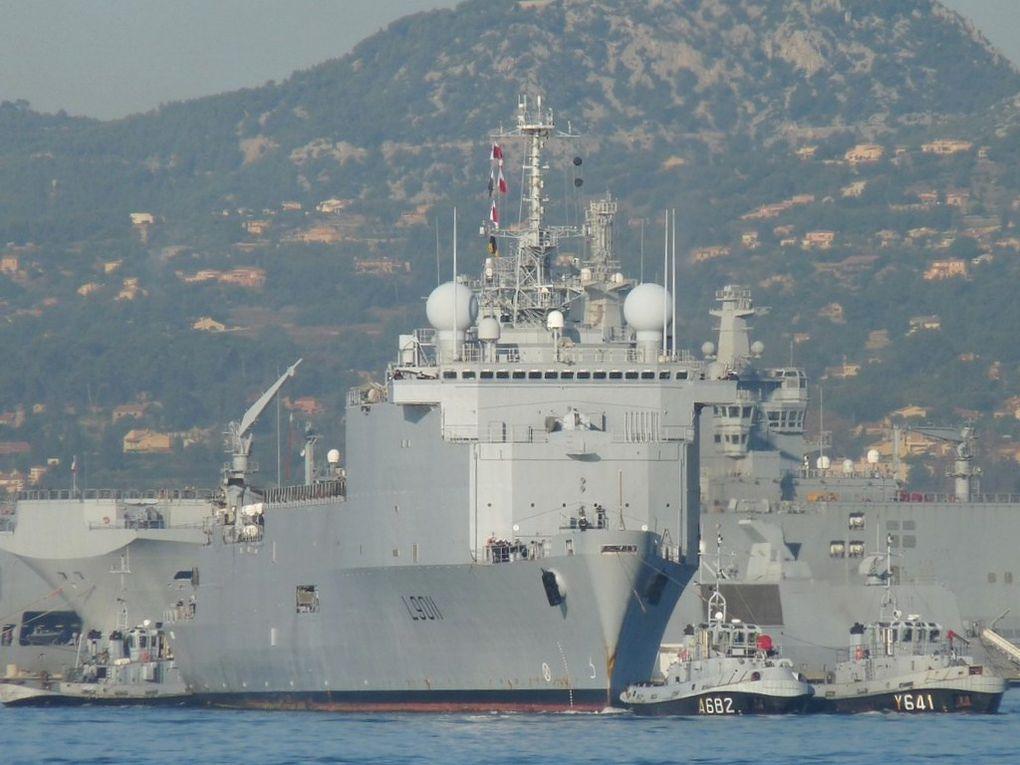 FOUDRE  L9011 , Transport de chalands de débarquement , TCD