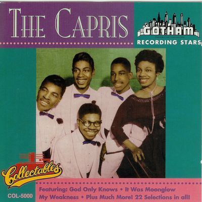 The Capris : That's What You're Doing To Me