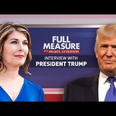Interview with President Trump | Full Measure