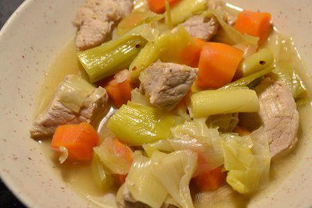 Sauté de porc légumes cookeo