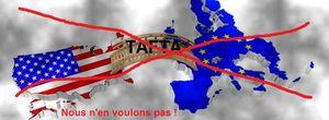 Le TAFTA qui ne se fera pas, se fera... ou pas ! Nouvel épisode rebondissement, CETA s'y perdre !