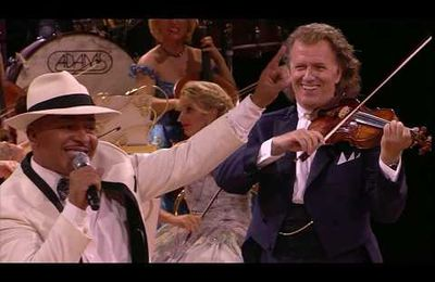 André Rieu et Lou Bega - Mambo No. 5 (A Little Bit of...) - live in Maastricht