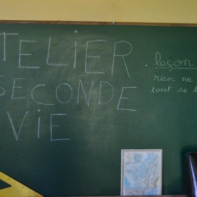 ATELIER SECONDE VIE