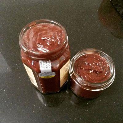 Pâte à tartiner végé chocolat-amandes et noix de cajou grillées maison