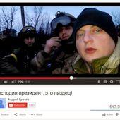 Des soldats ukrainiens privés de salaire pour avoir maudit Porochenko depuis leur tranchée...