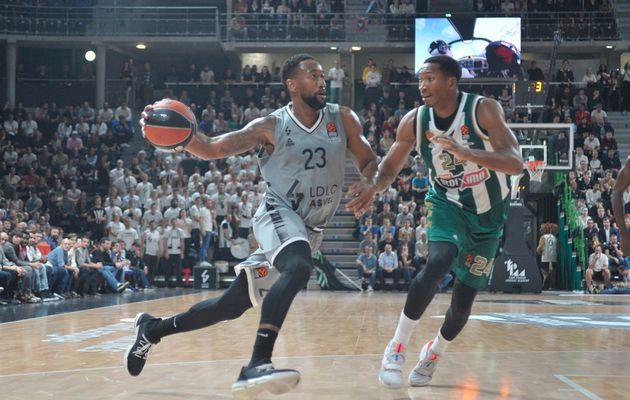 EuroLeague : l'Asvel remonte un déficit de 13 points pour faire tomber le Panathinaïkos !