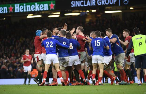 [Rugby] : France-Galles, charres mania
