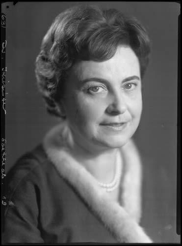 Kiesinger Marie-Luise