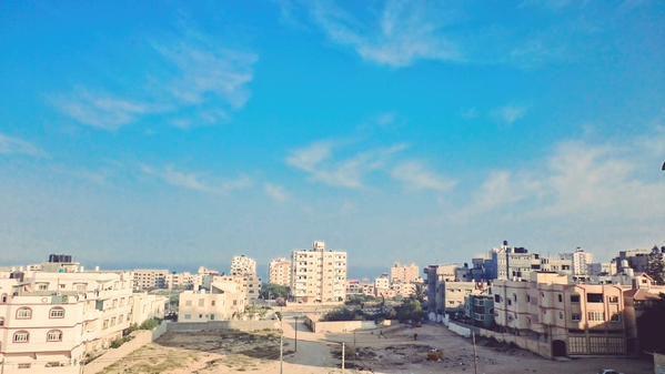 Photos de la ville de Gaza, Gaza-city, fevrier/juin 2015