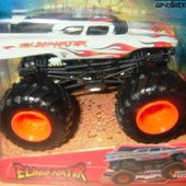 ELIMO-NATOR MONSTER JAM HOT WHEELS 1/64 ELIMONATOR - car-collector.net