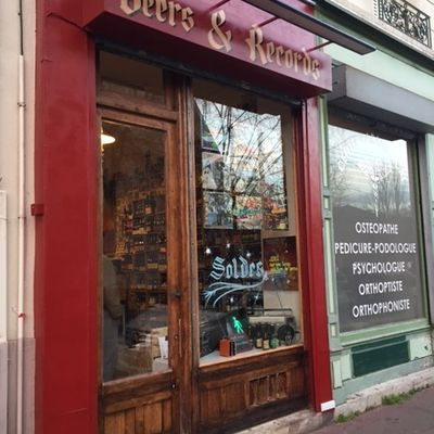 """Bobo Montreuil n°4 """"Beers & Records"""""""