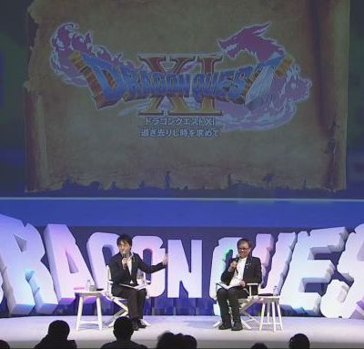 Dragon Quest XI to be release before May 27, 2017 in Japan