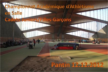 AS Athlétisme 12.12.2012
