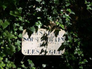 #panneaux #gorge de la #save #occitanie  #charlotteblabla blog