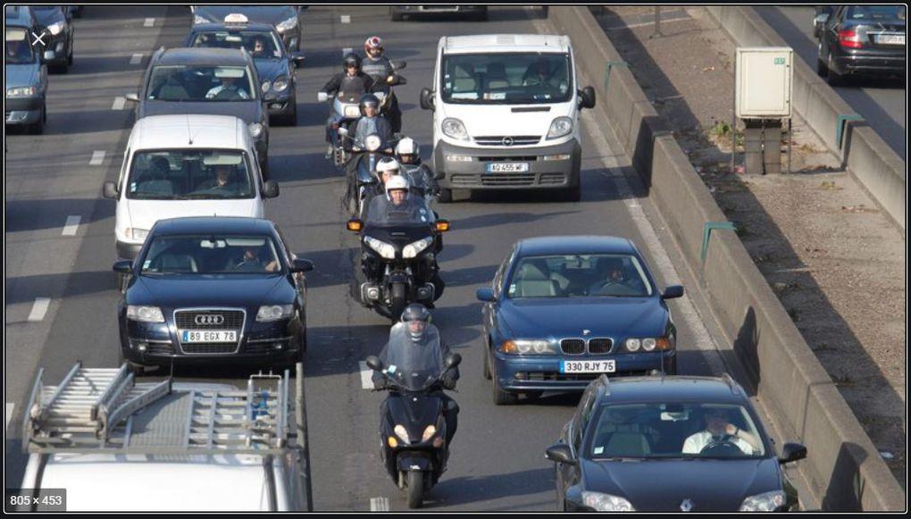 Départ groupé samedi chez Desclaux Moto Passion à Auch