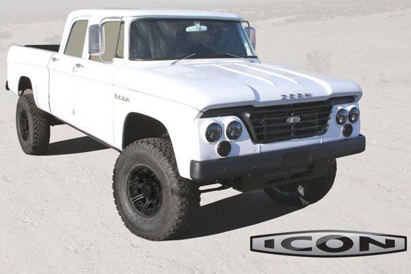 ICON Dodge D200